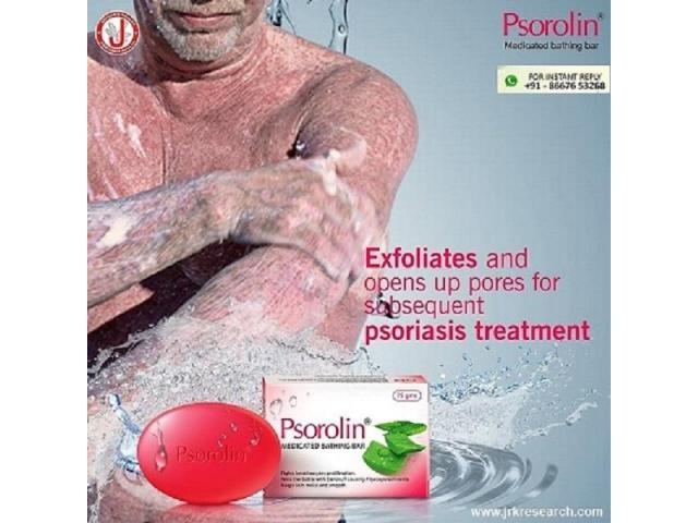 Psoriasis Soap  best and natural with distinctive ingredients
