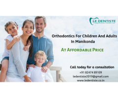 Orthodontics & Dentofacial Orthopedics | Le Dentiste