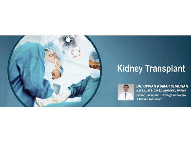 Best Kidney Transplant Surgeon in Ghaziabad
