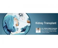 Best Kidney Transplant Surgeon in Ghaziabad