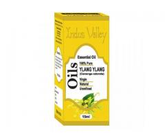 Ylang yalng oil benefit for skin