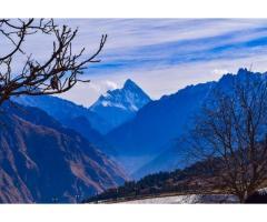 Uttarakhand Tour Plan