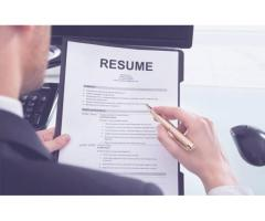 Professional Resume Writing Services at Best prices