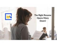 Best Professional resume writing services in India