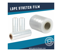 LDPE Stretch Film: Buy LDPE Stretch Film Online at Low Price