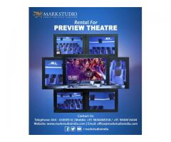 Preview Theatre for Rental in Chennai