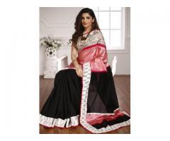 Buy Best Designer Sarees Online in India - Sujatra