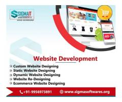 Website designing in Lucknow