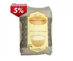 Buy  Gajanan Rice Online With Charminar Bazaar