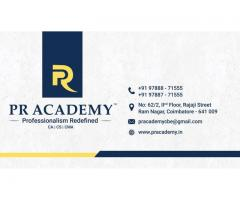 MAY 2020 CA Coaching Class in Coimbatore