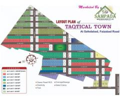 Residential Plot near Hind Medical College