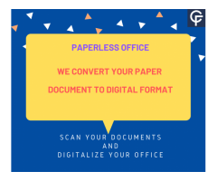 Document Digitization Service Provider in Chennai