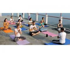 Learn Yoga in Rishikesh from a Master Yoga Instructor