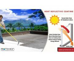 Block Infrared Heat with Heat Reflective Coating