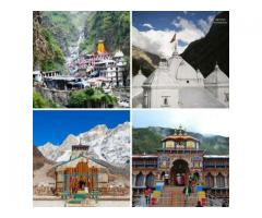 Chardham Yatra Deluxe Package From Delhi