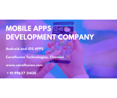 Android and iOS Mobile App Development Services