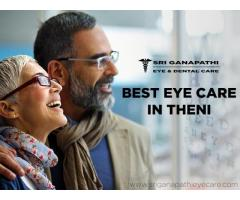 Best Eye Care Services in Theni - Sri Ganapathi Eye/Dental Hospital