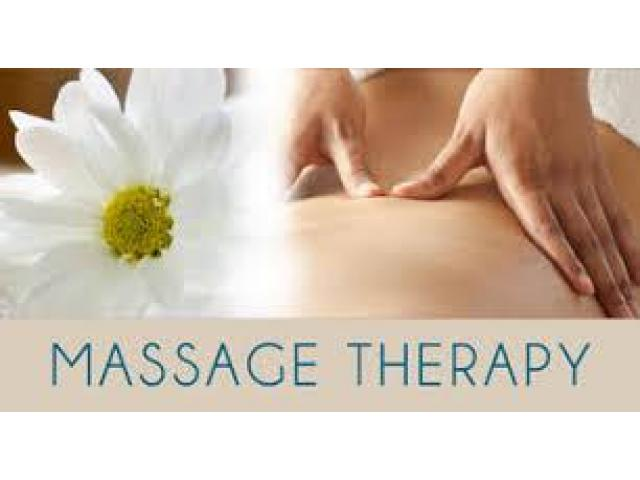 Massage therapy full body