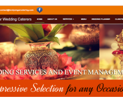 Best Caterers in Hyderabad-KSN Iyengar Caterers