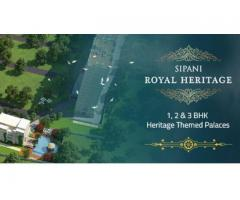 Sipani Royal Heritage  Located Chandapura Annekal Main Road E-City Bangalore