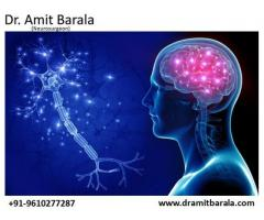 Best Neurology Doctor in Jaipur Dr. Amit Barala