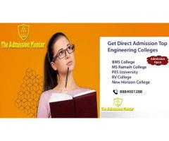 Direct  Admission in Top Colleges Bangalore - Theadmissionmentor
