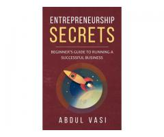Enterpreneurshipsecrets-Beginner's Guide To Running A Successful Business