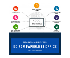 Achieve Paperless Office with CDOC
