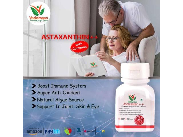 Super Antioxidant Capsule for Joint, Skin & Eye Wellness