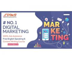 Learn Advance Digital Marketing Course in Delhi at Ldmi