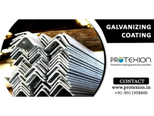 Galvanizing Coating - How to Apply Galvanizing Paint on Metal?