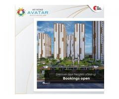 2 bhk premium apartments in gachibowli