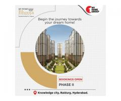 gated community projects near hitech city