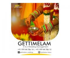 Gettimelam A-Z Wedding Planner