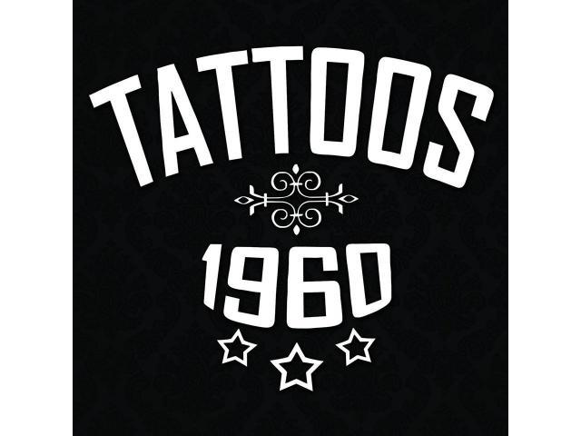 Best Tattoo Artists & Piercing Artists - Tattoos 1960