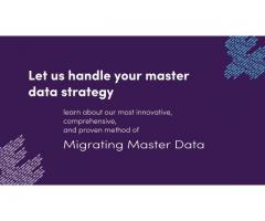 Master data Migration | Professional Services