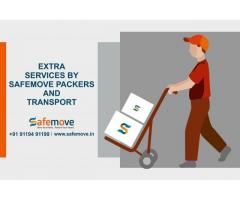 Get Best Transport And Logistic Services From Safemove