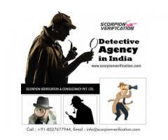 Detective Agency in Delhi India