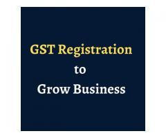 Want to take GST Registration to grow business