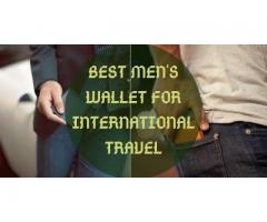 Best Handcrafted Men's Wallet In India