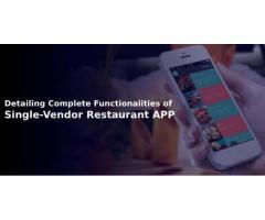 Get an Exclusive Mobile APP for Your Restaurant- iStudio Technologies