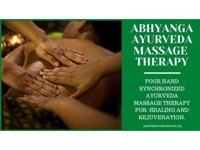 Effective Ayurveda Abhyanga Massage Therapy