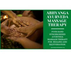 Effective Ayurveda Abhyanga Massage Therapy
