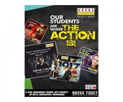 No. 1 Institute of Animation, VFX, Gaming, Film Making, Graphics & Digital Marketing