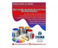 High Quality Synthetic Enamel Paint for Metal Surfaces