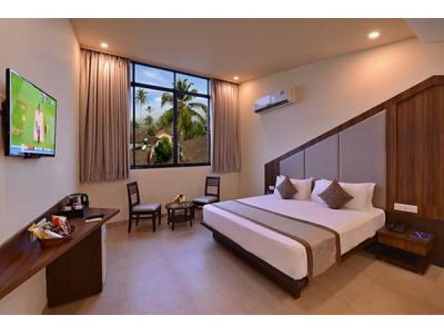 Luxury Accommodation in Goa