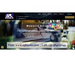 Website Development in Ambattur, Ayapakkam @ www.aplwebs.com