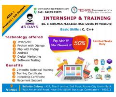 Android Placement Training in Coimbatore || On Job Training