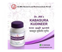 Kabasura Kudineer For Viral Fever with Respiratory Problems