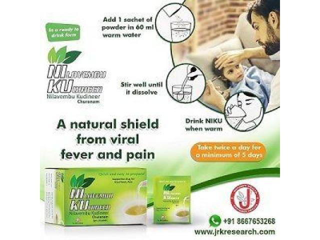 Nilavembu Kudineer For Viral Fever